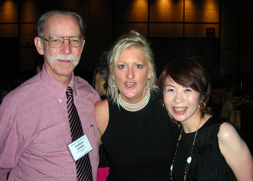 R. Adron Harris, Michelyn Lintz, and Yuka Mukai 2008 Joint ISBRA/RSA Congress